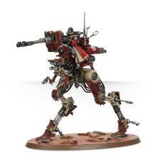 Adeptus Mechanicus Ironstrider Ballistarius WT