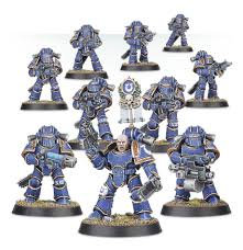 Mark III Space Marines WT