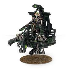 Necron Catacomb Command Barge / Annihilation Barge WT