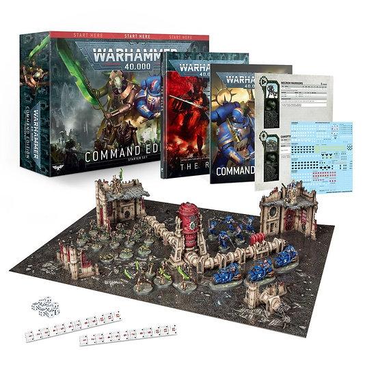 Warhammer 40K Commander Edition