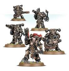 Chaos Space Marines Havocs WT