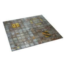 Necromunda: Zone Mortalis Floor Tile Set (WT)