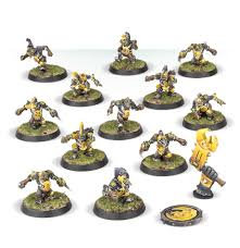 Blood Bowl: The Scarcrag Snivellers (WT)