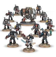 Start Collecting! Deathwatch WT