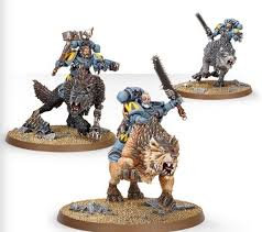 Space Wolves Thunderwolf Cavalry WT