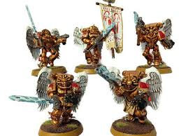 Blood Angels Sanguinary Guard WT