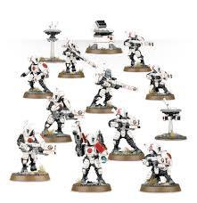 T'au Empire: Fire Warriors WT