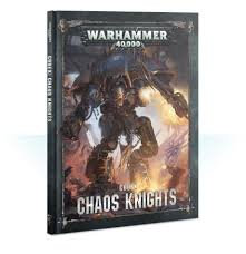 Codex: Chaos Knights (HB)(ENG) WT