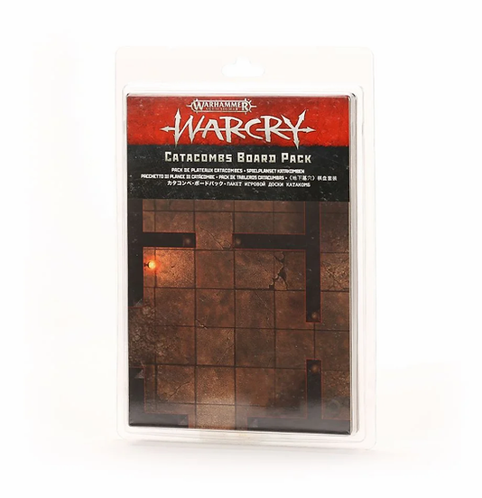Warcry:Catacombs Board Pack