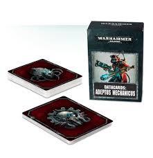 Datacards: Adeptus Mechanicus (ENG) WT