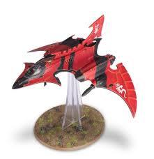 Craftworlds: Hemlock Wraithfighter / Crimson Hunter WT