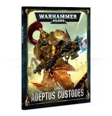 Codex: Adeptus Custodes (HB) (ENG) WT