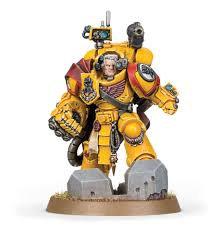 Imperial Fists Tor Garadon WT