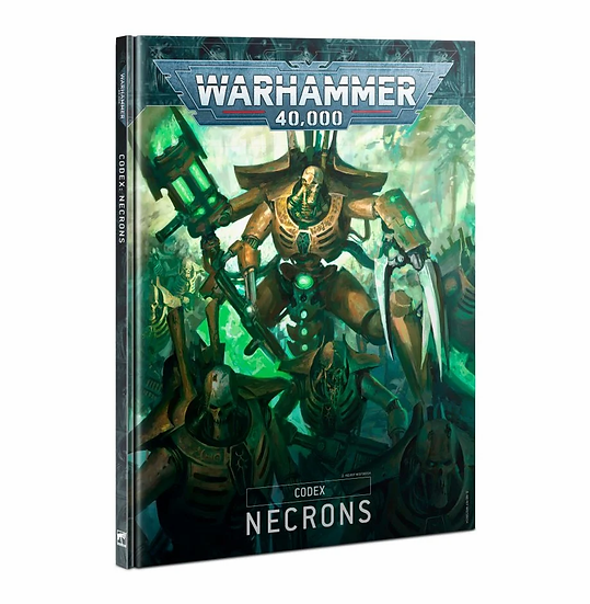 Codex: Necrons 9th edition (HB) (ENG)