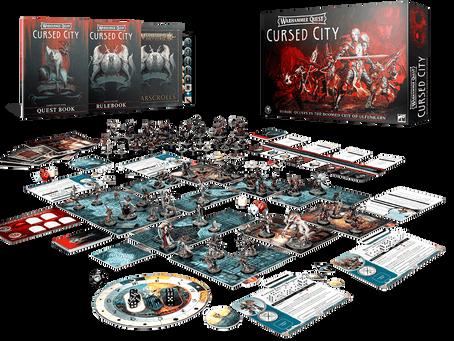 Warhammer Quest Update