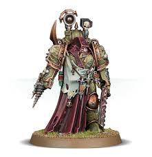 Death Guard Nauseous Rotbone WT