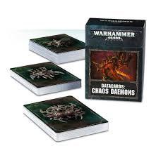 Datacards: Chaos Daemons (ENG) WT