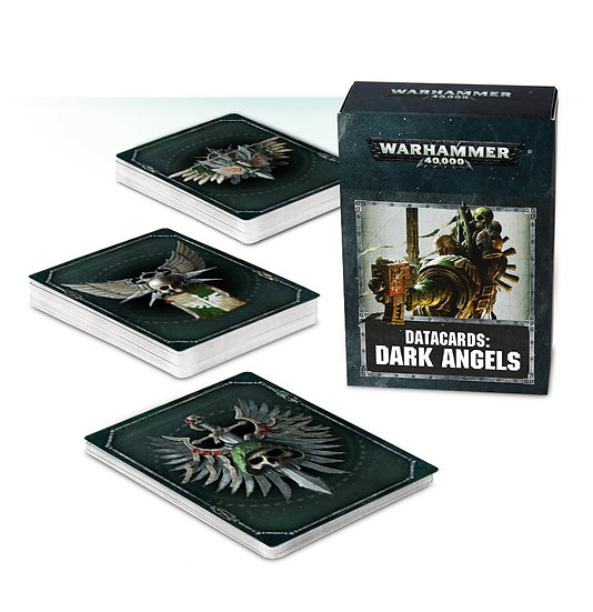 Datacards: Dark Angels (English) WT