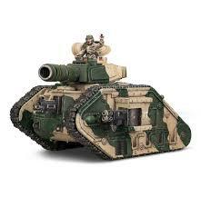 Astra Militarum Leman Russ Battle Tank WT