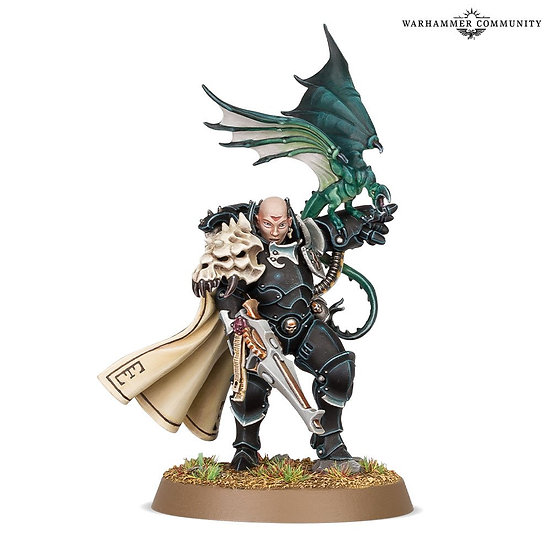 LORD INQUISITOR KYRIA DRAXUS