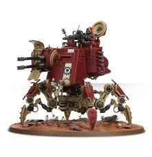 Adeptus Mechanicus Onager Dunecrawler WT