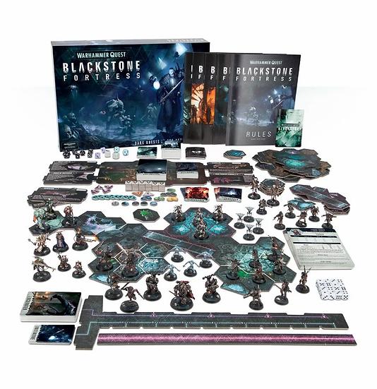 Blackstone Fortress: Core Game