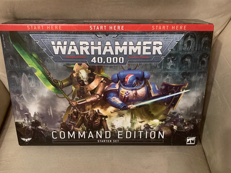 Starter Sets now in stock