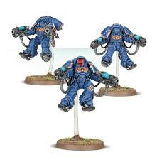 Space Marine Primaris Inceptors WT