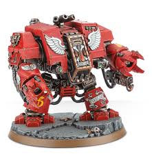 Blood Angels Furioso Dreadnought WT