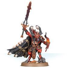 Daemons of Khorne: Skulltaker WT