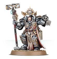 Grey Knights Grand Master Voldus WT