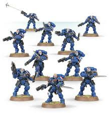 Space Marine Primaris Reivers WT