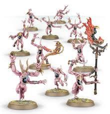 Daemons of Tzeentch: Pink Horrors WT