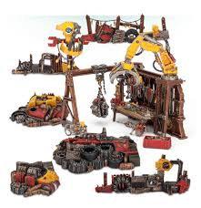 Ork Mekboy Workshop WT