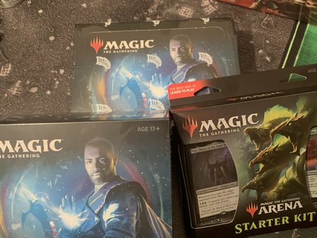 Magic the Gathering coming soon