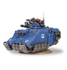 Space Marine Primaris Repulsor WT
