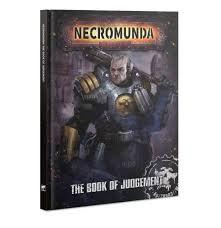 Necromunda: The Book of Judgement (English) (WT)
