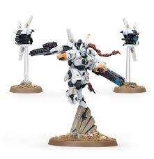 T'au Empire Commander Shadowsun WT