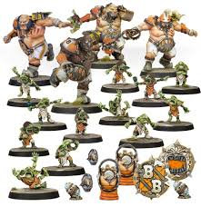 Blood Bowl: Fire Mountain Gut Busters (WT)