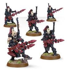 Craftworlds: Eldar Dark Reapers WT