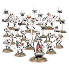 Start Collecting! T'au Empire WT