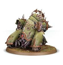 Easy to Build Death Guard Myphitic Blight-Hauler WT