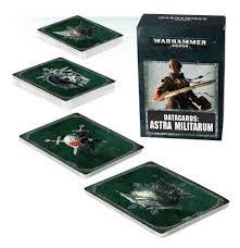 Datacards: Astra Militarum (ENG) WT
