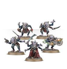 Genestealer Cults: Acolyte Hybrids WT