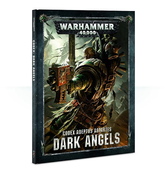 Codex: Dark Angels (HB)(English) WT
