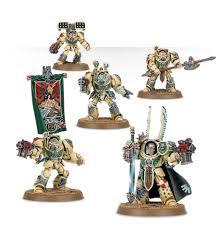 Deathwing Command Squad WT