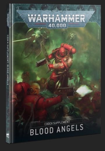 Codex: Blood Angels Supplement (9th Edition)