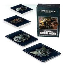Datacards: Imperial Knights (ENG) WT