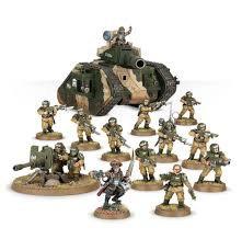 Start Collecting! Astra Militarum WT