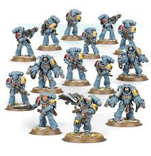 Start Collecting! Primaris Space Wolves WT